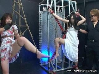 Extreme BDSM Sex Kaho and Ayumi