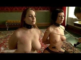 Slave bdsm and brunette hd porn