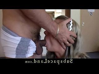 Regular day of a bondage slavegirl