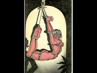 Bondage Drawings from Master Artists