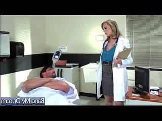 Hard sex tape in group with dirty doctor bang horny patient movie