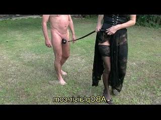 Sac cage de en BDSM