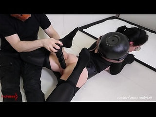 Worthless little bitch gets a painful degrading ass fuck with atm audrey holiday