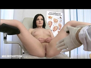 Lustful doctor perverts shy client